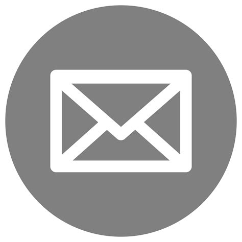 Email Symbol For Resume by Collection Of Mail Icons Free Educational