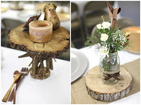 how to create rustic shabby chic wedding decor want
