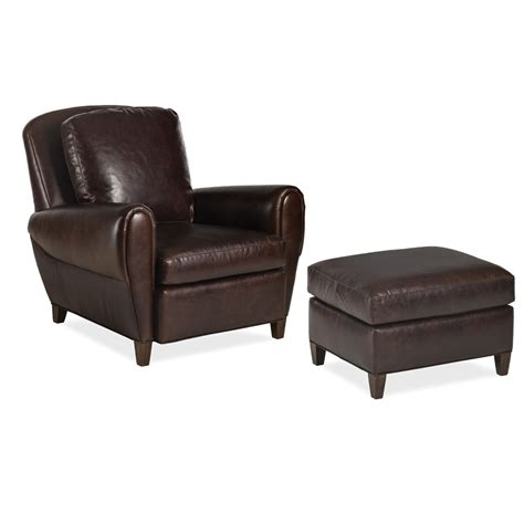 hancock and moore leather chair and ottoman hancock and moore 6335 renee leather chair and ottoman