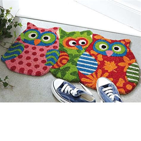 owl welcome mat 17 best images about owls for my on owl