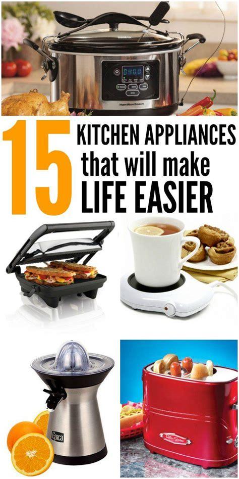 kitchen appliances   life easier basic