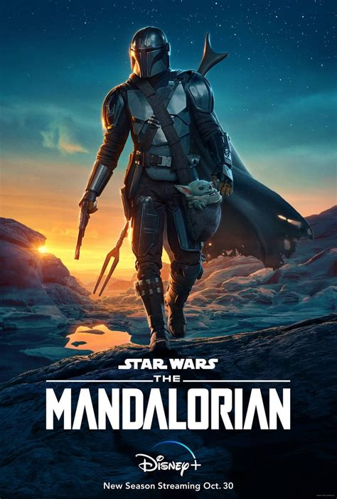 Star Wars: The Mandalorian Season 2 Poster Released