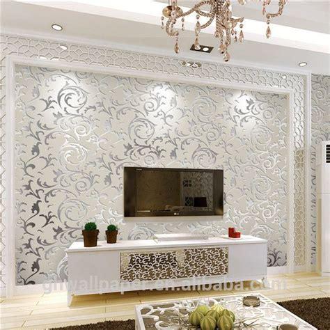metallic wallpaper  walls wall paper design home