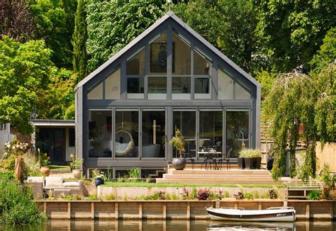 houses plans 6 hibious houses that float to escape flooding inhabitat green design innovation