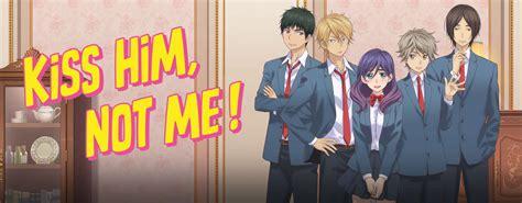 Anime Kiss Him Not Me Season 2 Cartoon Crazy Me Anime Dubbed Cartoon Ankaperla Com