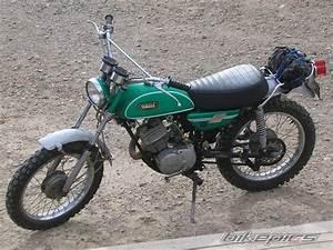 1970 Yamaha 175 Enduro