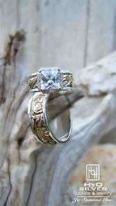 renewing your vows hyo silver has the rings that you39re With western wedding rings for women