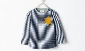Baby Boy Sweater Design Latest Zara Removes Striped Pyjamas With Yellow Star Following