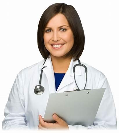 Doctor Doctors Woman Qualified Medicare Sky Transparent