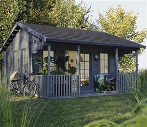 Chalet En Bois Habitable 20m2 : chalet habitable samara chalet habitable bois ~ Dailycaller-alerts.com Idées de Décoration