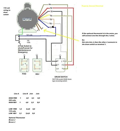 Leeson Electric Motor Wiring Diagram Free
