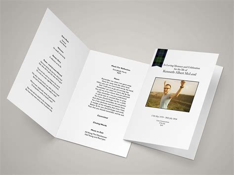funeral order of service template funeral order of service templates funeral hymn sheets