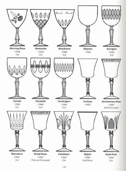Stemware Tiffin Identification Guide Etched Forever Frederiksen