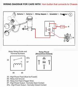 Hadley Air Horn Wiring Diagram