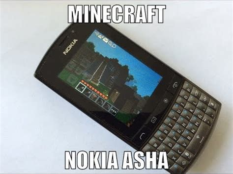 gameplay minecraft pocket edition windows phone nokia