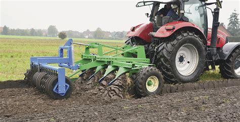 Bodenbearbeitung Comeback mit neuem PflugKonzept