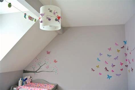 luminaires chambre b饕 luminaire chambre bébé fille