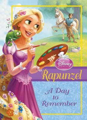 day  remember rapunzel disney princess chapter books  helen perelman reviews