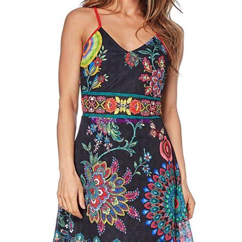 vetement femme fashion robe ete ethnique 101 id 233 es 1618y ethnique chic