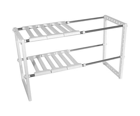 rangement etagere cuisine meuble etagère sous evier modulable rangement cuisine
