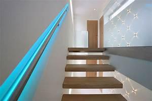Illuminazione per Scale Interne: 30 Idee Originali con Luci a LED MondoDesign it