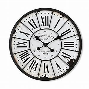 Grosse Pendule Murale : best horloge murale horloges et pendules horloge murale ~ Teatrodelosmanantiales.com Idées de Décoration