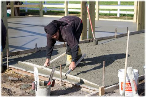 Pole Barn Concrete Floor Cost by Concrete Calculator Floating Slab Cubic Yard Calculator