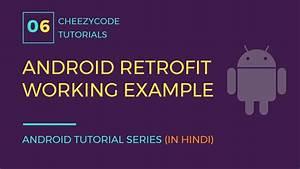 Android Retrofit Example