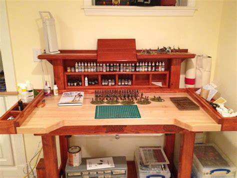 hobby workbench plans   hobby desk workbench plans hobby room