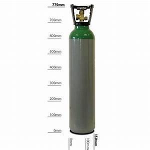 Full No Rent 20% Co2/Argon Gas Bottle 9Lt 135Bar - Weld UK