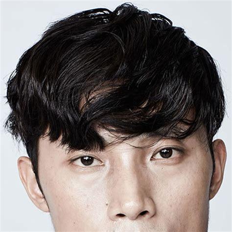 mens fringe hairstyles bangs  men  guide