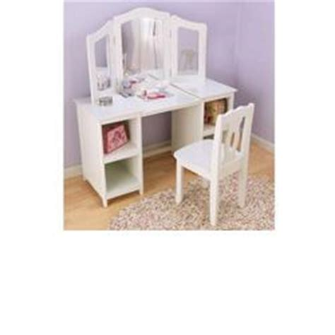 Kidkraft Deluxe Vanity And Chair Set by Kidkraft 13018 Deluxe Vanity Chair Coupons And