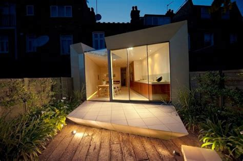 simple modern terrace house design  londonhouse