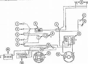 Ssey Ferguson Wiring Diagram