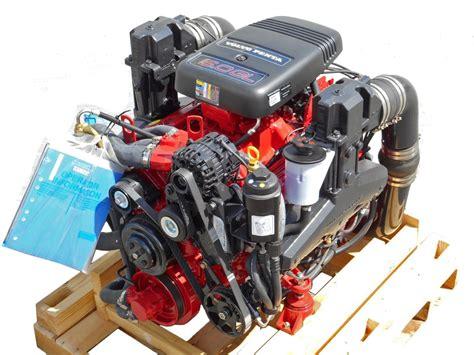 Volvo Penta Motors by Volvo Penta 5 0gl Complete Boat Marine Motor 220hp 305 5