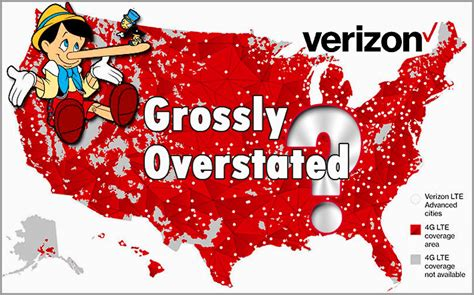 coalition charges grossly overstated verizon coverage