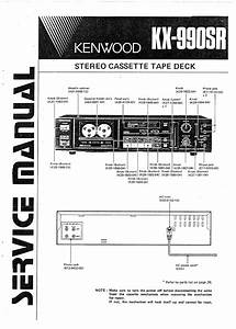 Kenwood Kx990sr