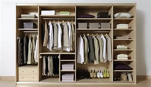 Dressing Ikea Angle : exemple dressing ~ Teatrodelosmanantiales.com Idées de Décoration