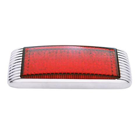 1941 Ford Style Led Flush Mount Tail Light Red Ebay