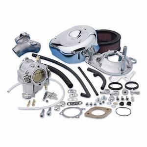S U0026s Cycle Super  U0026 39 E U0026 39  Complete Carburetor Kit