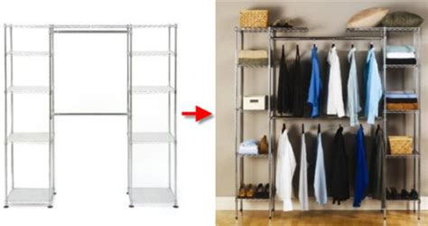 Freestanding Closet Organizer by 17 Best Images About Free Standing Closet Rack On
