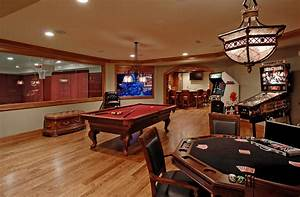 Image Gallery home game rooms
