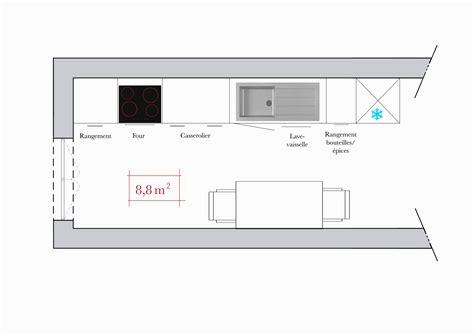 largeur d un plan de travail cuisine largeur plan de travail cuisine attention mme sur mesure