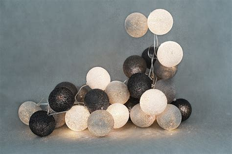 Cotton Lights by Cotton Lights Grey Shadow 20 Kul Cotton