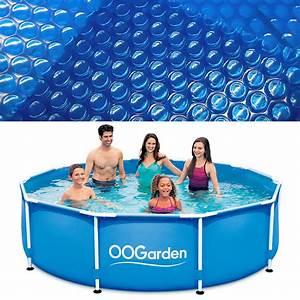 Piscine Tubulaire Oogarden : pack piscine tubulaire ronde bleue 3 05 x 0 76 m b che ~ Premium-room.com Idées de Décoration