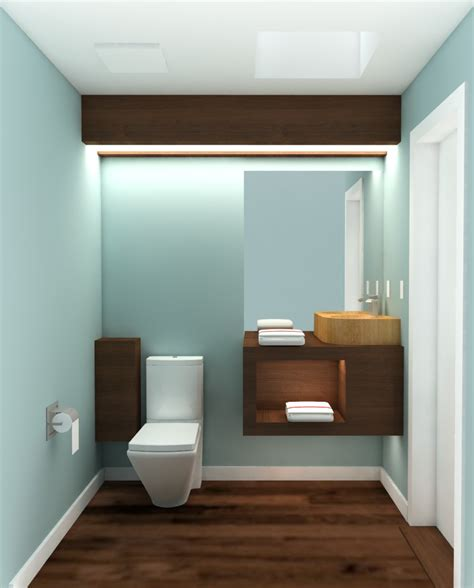 Modern Bathroom Design For Scott  Labra Design+build