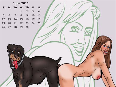 Pet Calendar 2011 June By Turria Hentai Foundry