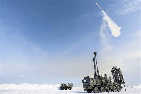 sky sabre begins  rattle  air defence market heats