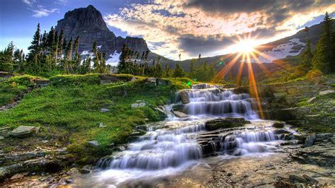 waterfall landscapes small waterfall hd wallpaper 187 fullhdwpp full hd wallpapers 1920x1080