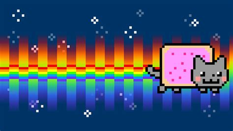 nyan cat backgrounds pixelstalknet